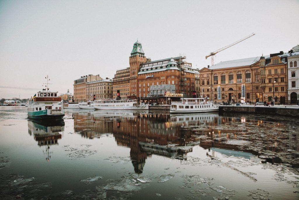 HI STOCKHOLM!