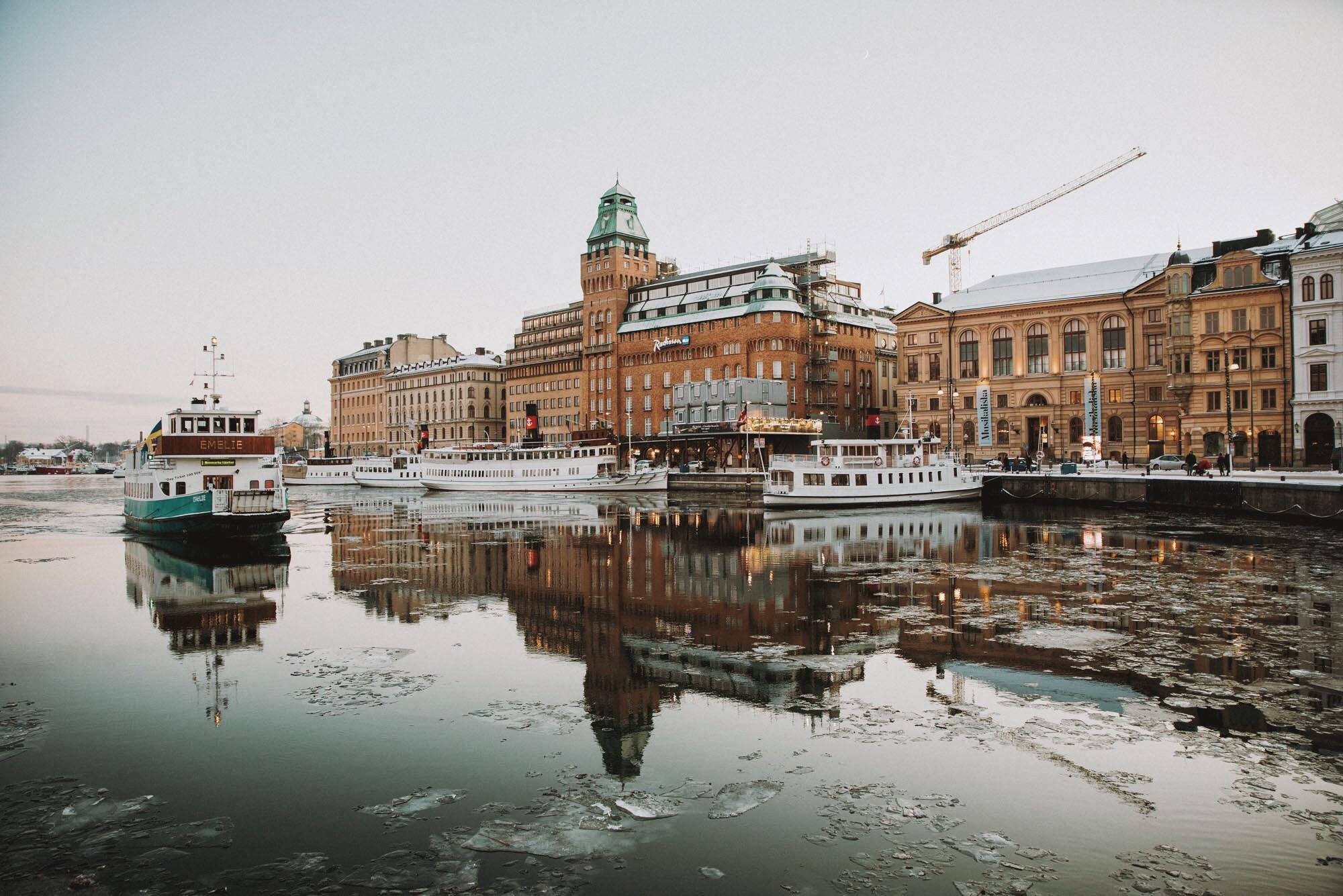 Hi Stockholm | Lisa Fiege
