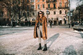 Gingham Trend in Stockholm | Lisa Fiege