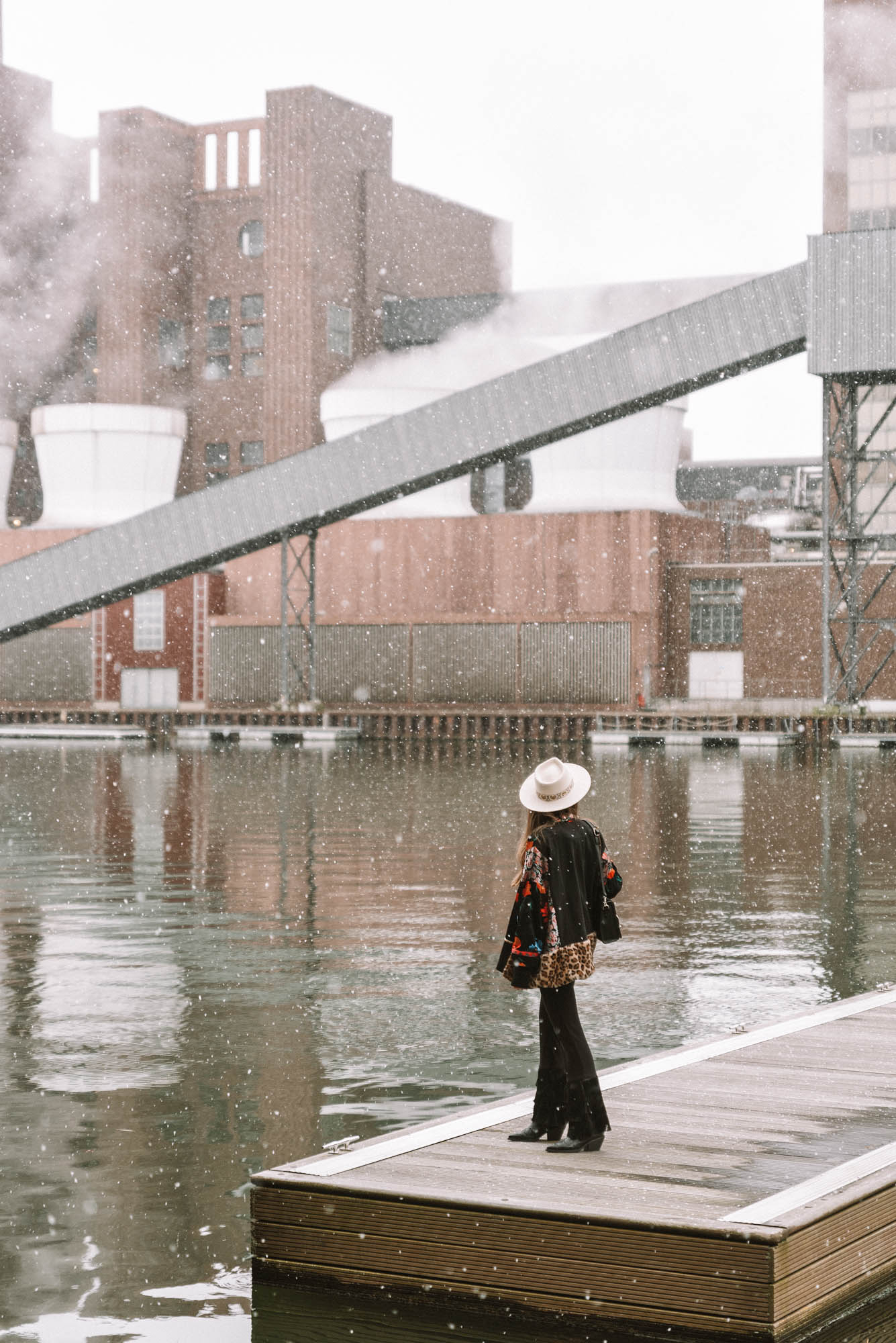 Autostadt Winter Wolfsburg | Lisa Fiege