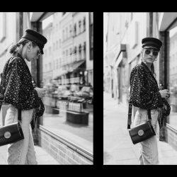 Vintage Pyjama | Lisa Fiege