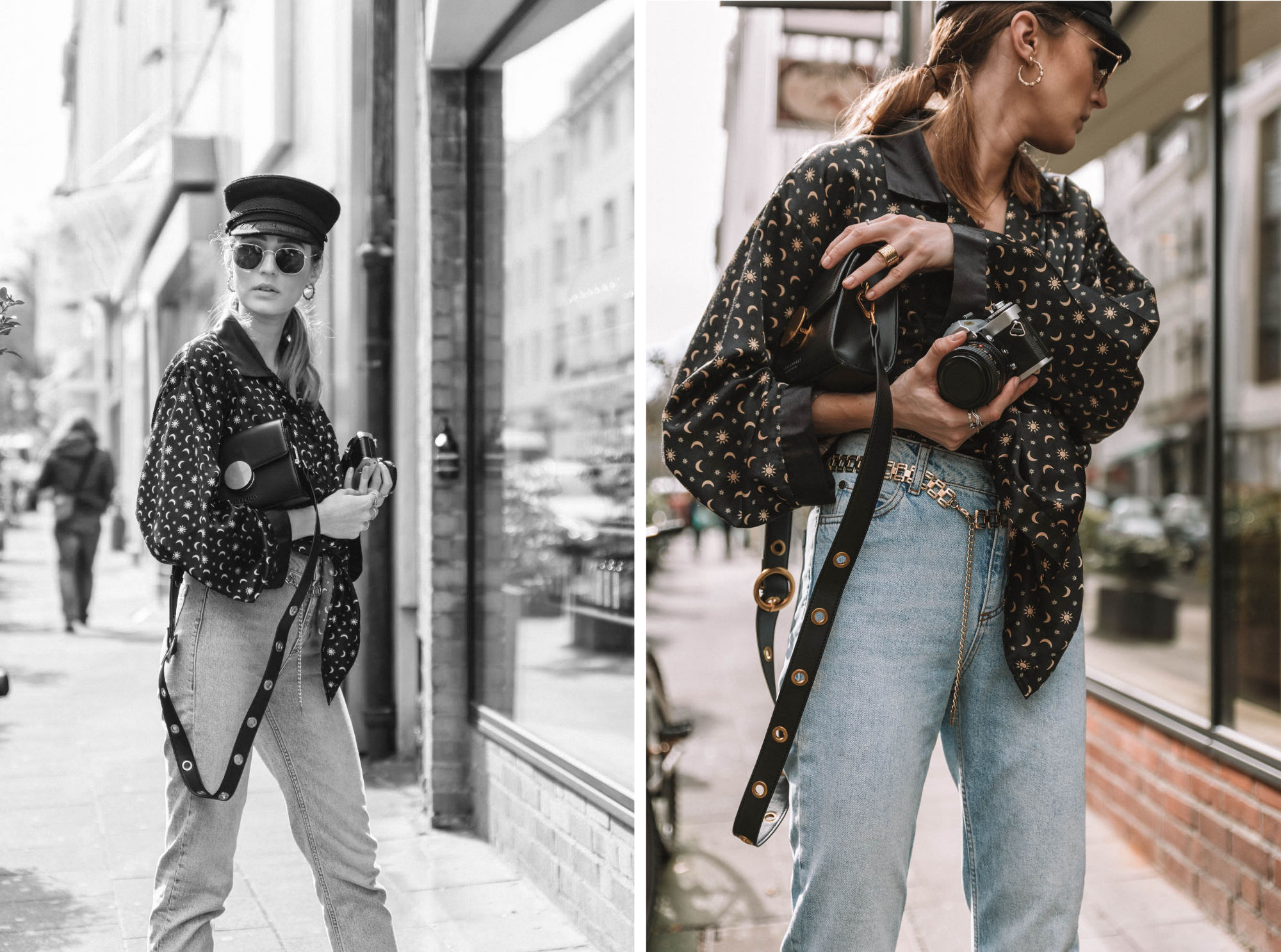 Vintage Pyjamas & Some Gucci | Lisa Fiege
