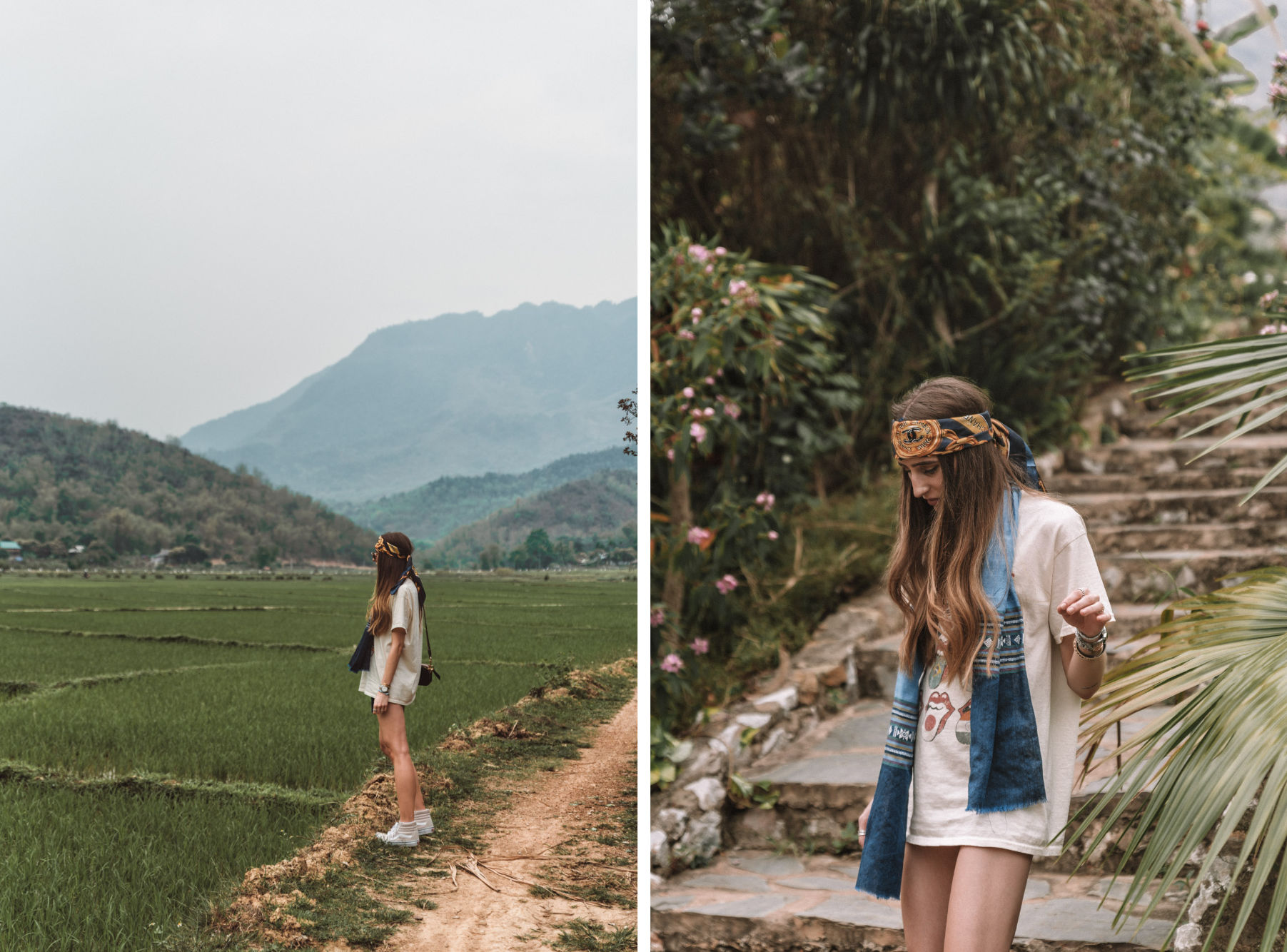 About Roadtrips & Rice Fields | Vietnam with Kiehl's | Lisa Fiege
