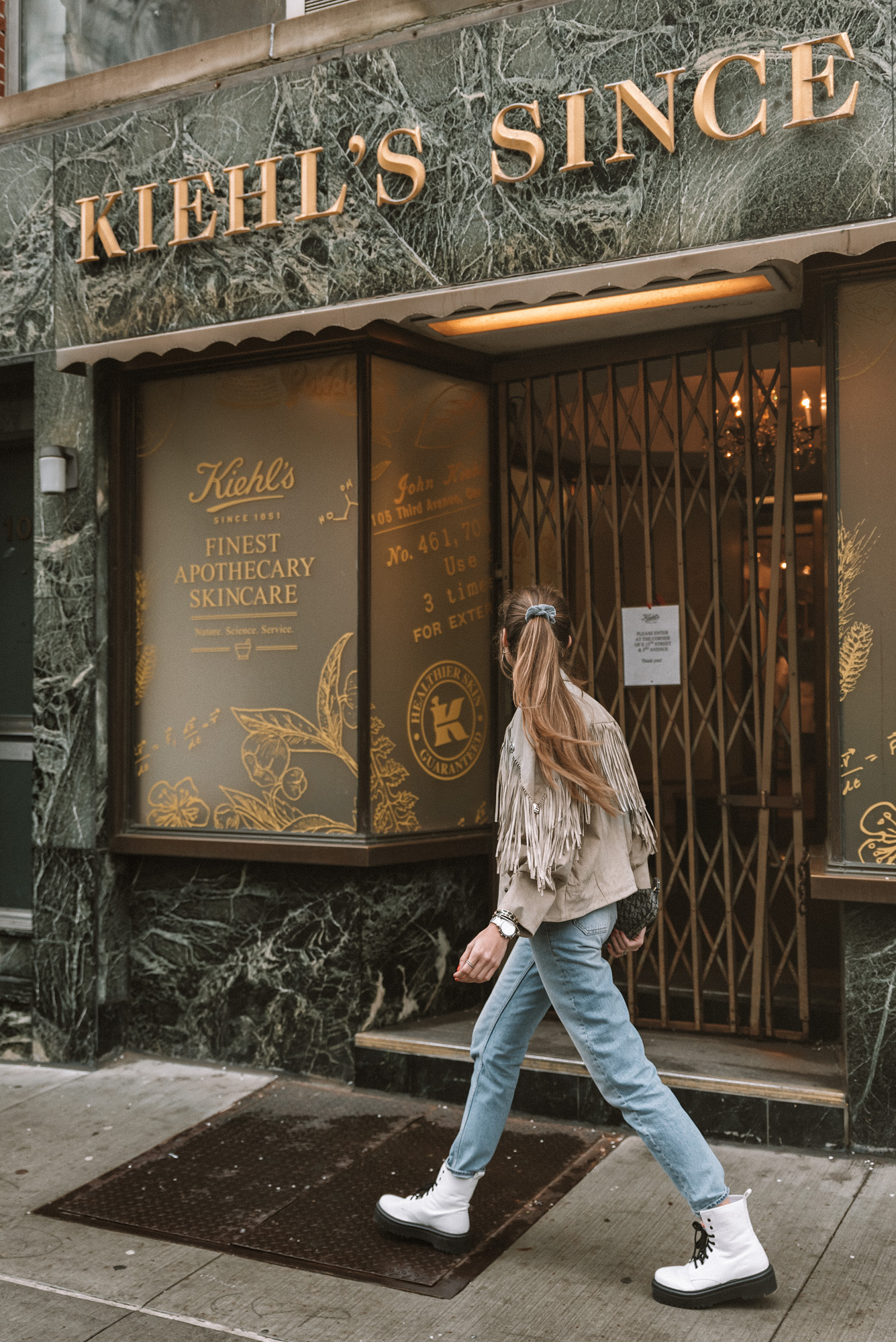 World of Kiehl's 2018 New York | Lisa Fiege