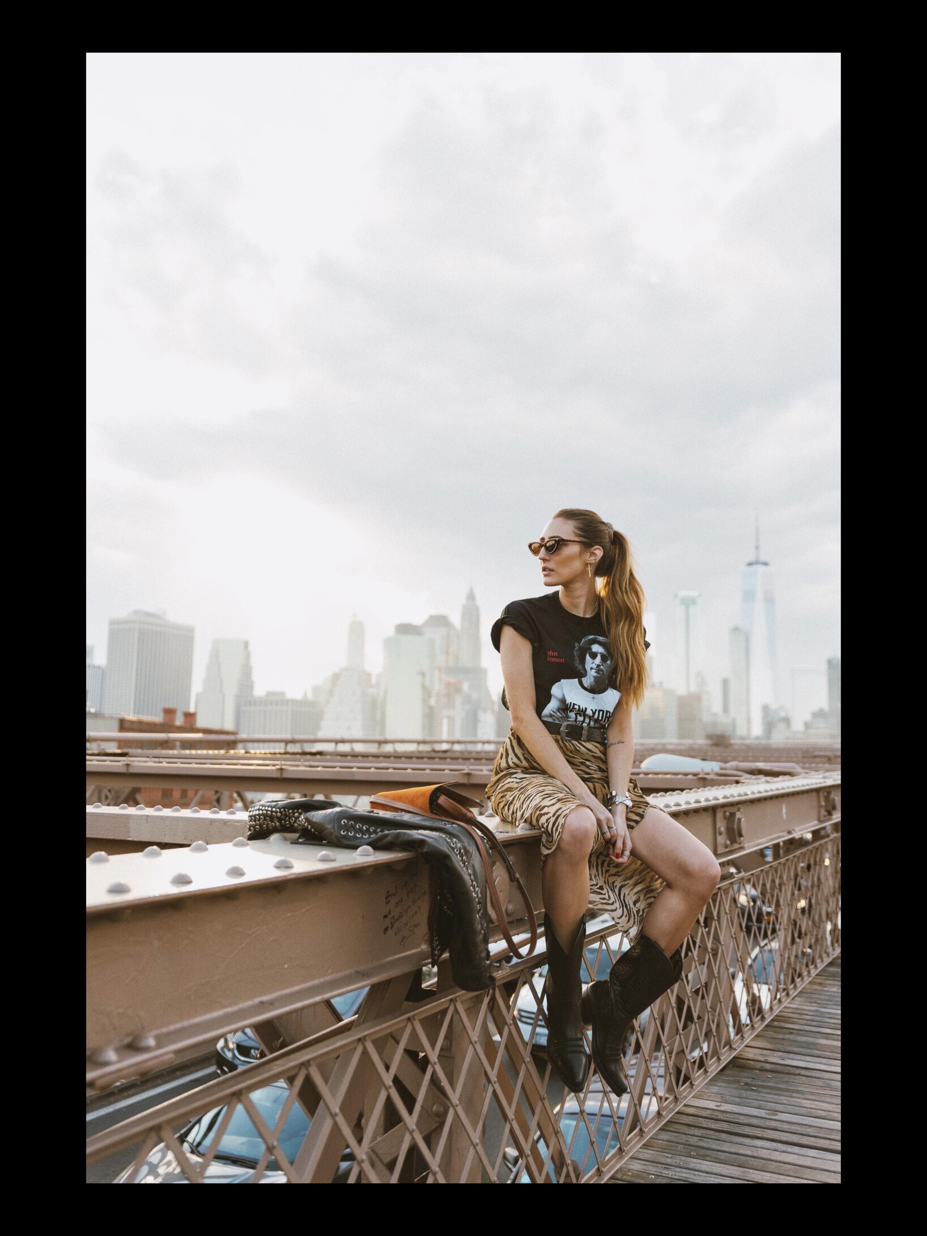 Brooklyn Bridge | Lisa Fiege