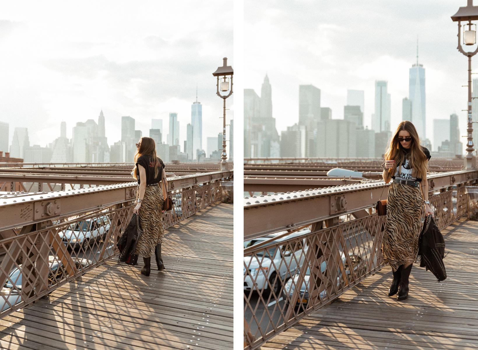 Brooklyn Bridge New York City | Lisa Fiege