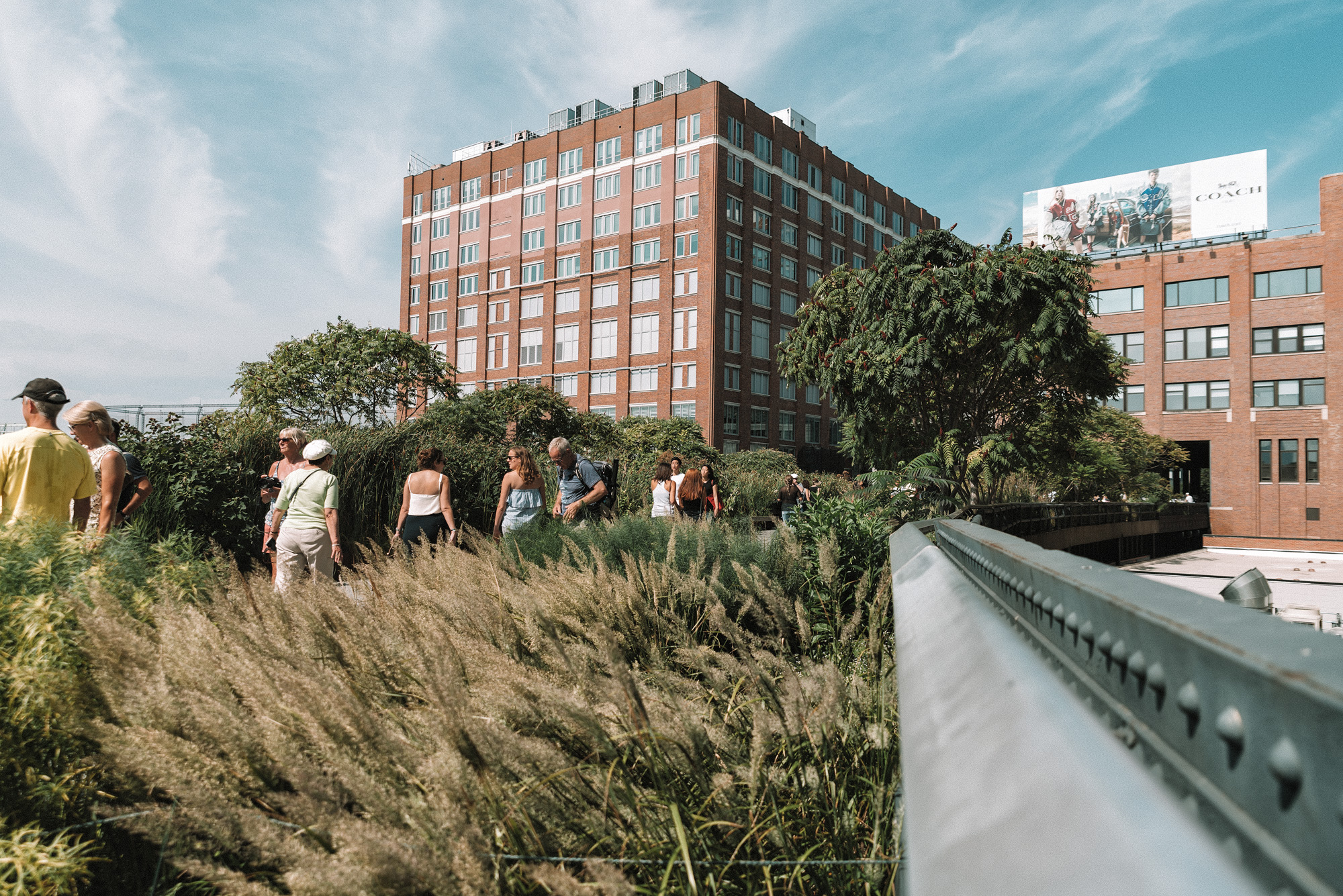 High Line | Meatpacking District, New York | Lisa Fiege
