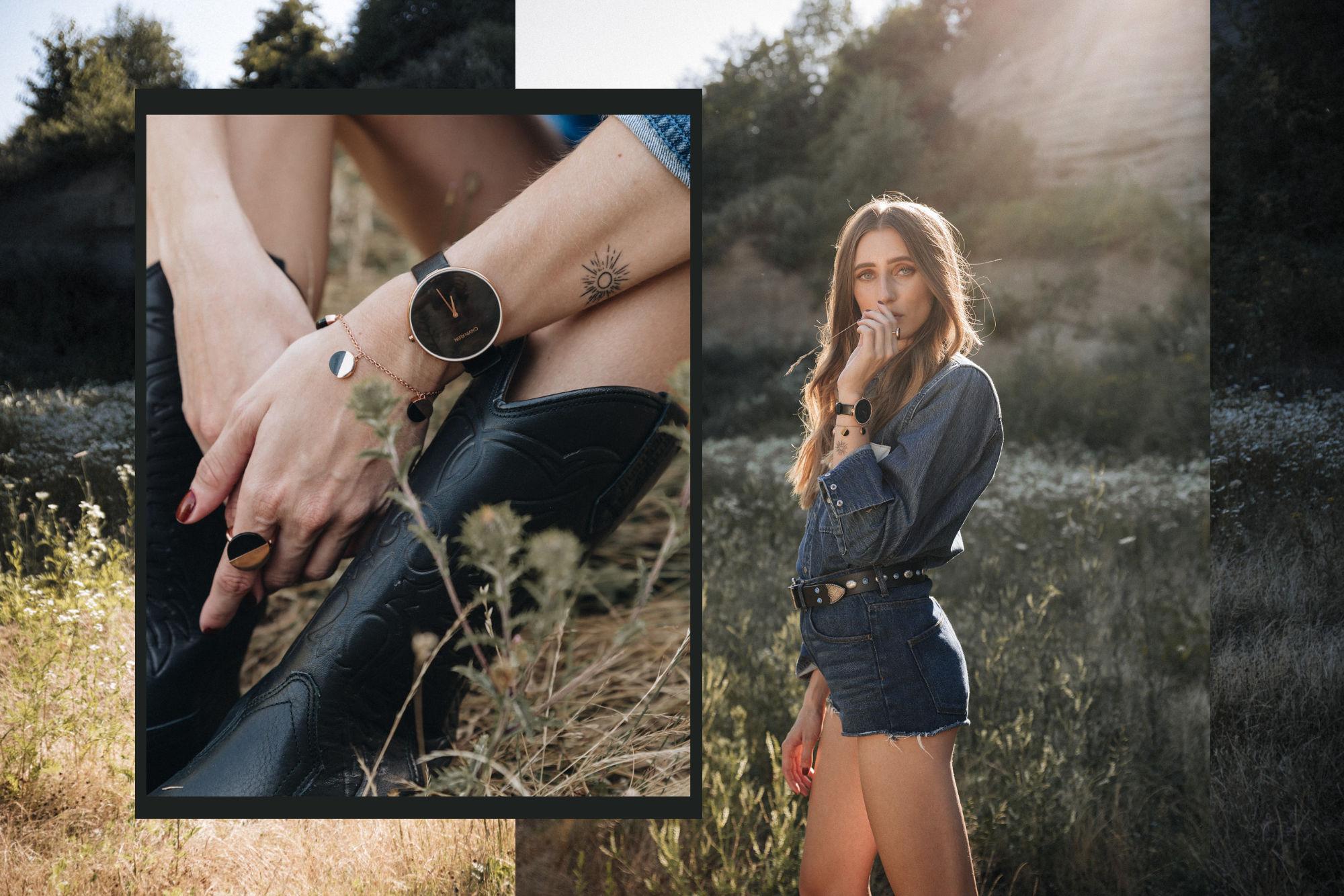 Calvin Klein Watch & Jewelry Summer 2018 | Lisa Fiege