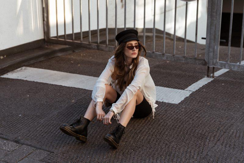 Bike Shorts Trend | Lisa Fiege