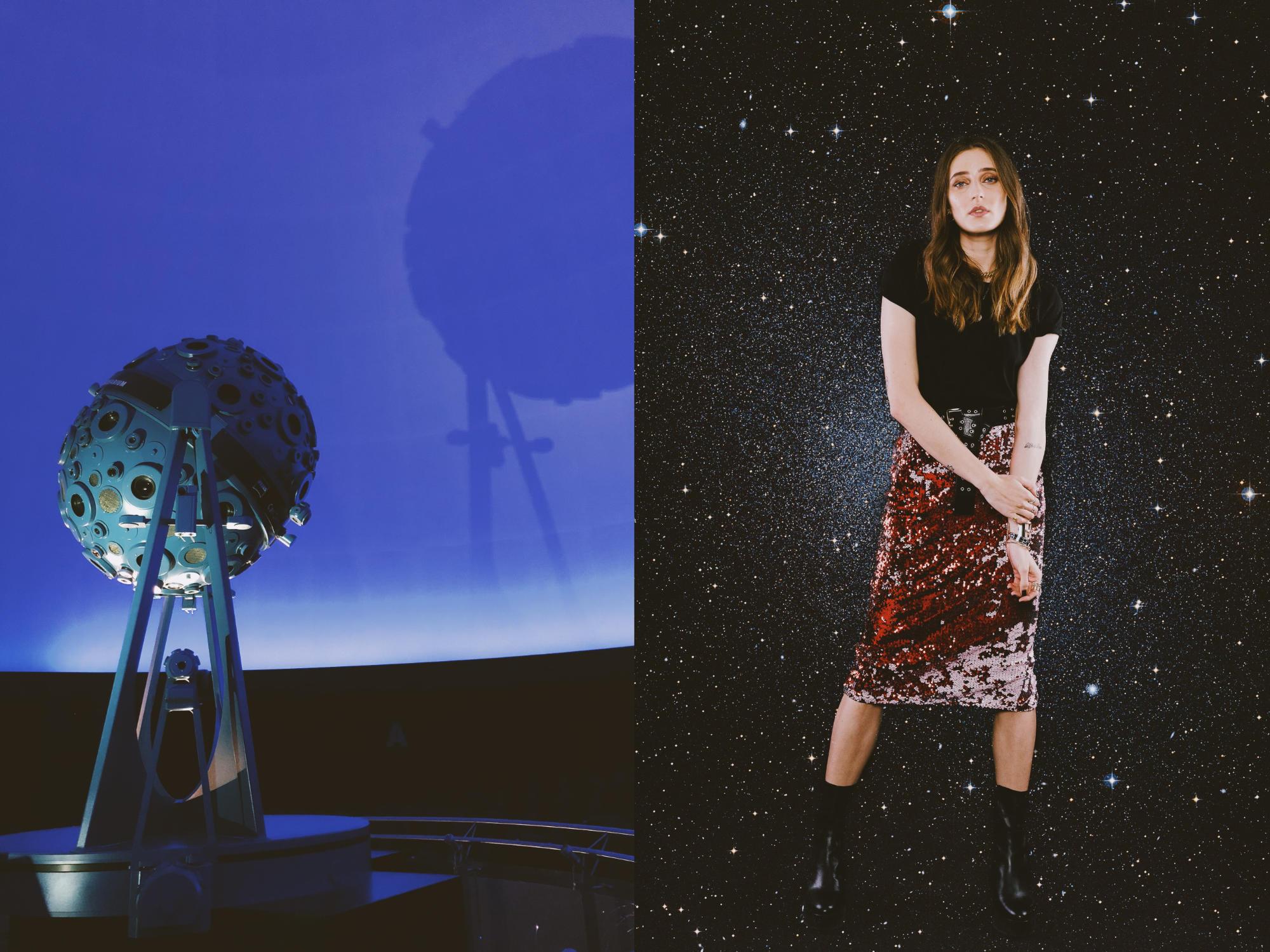 Peek & Cloppenburg Stardust | Lisa Fiege