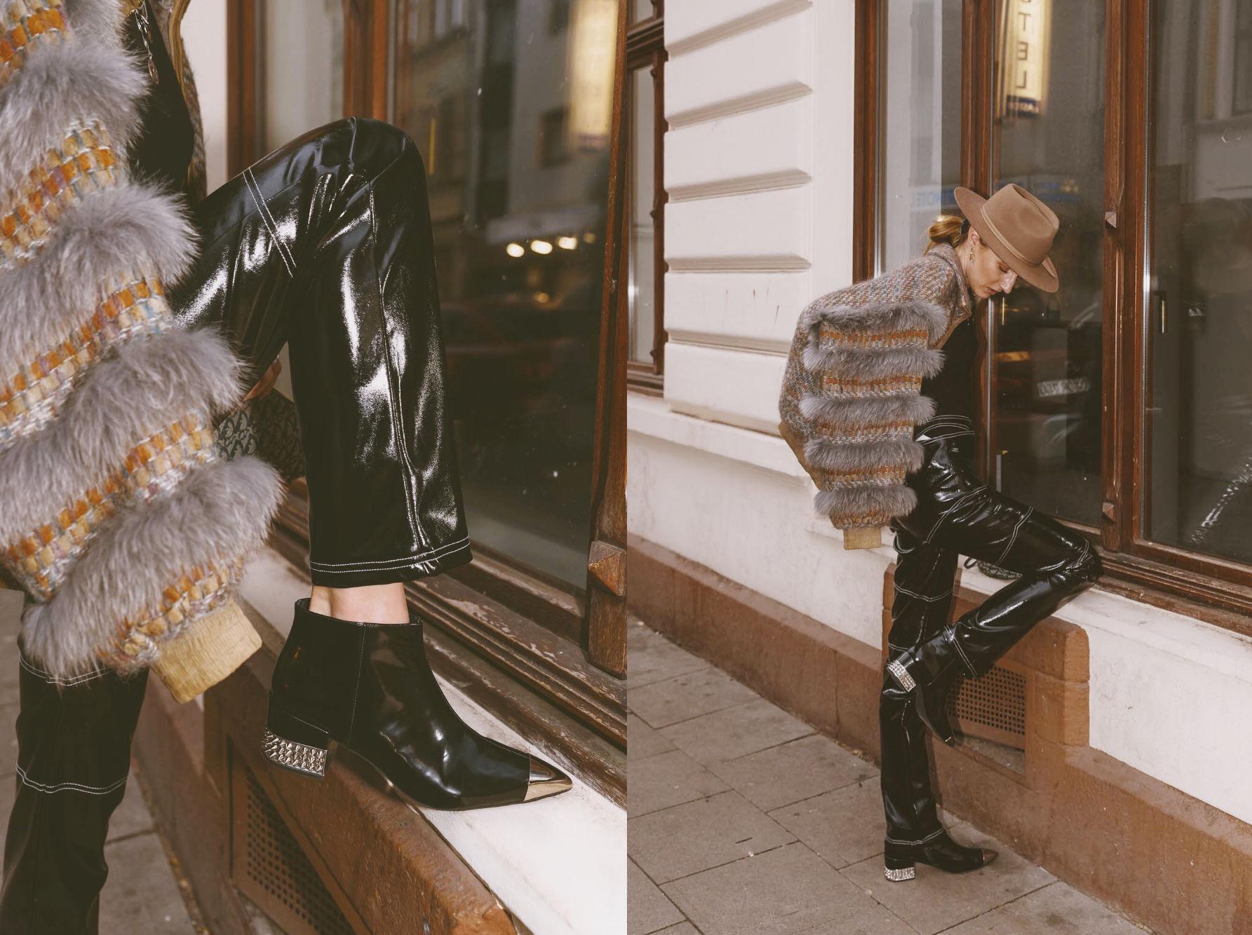Vinyl Pants | Lisa Fiege