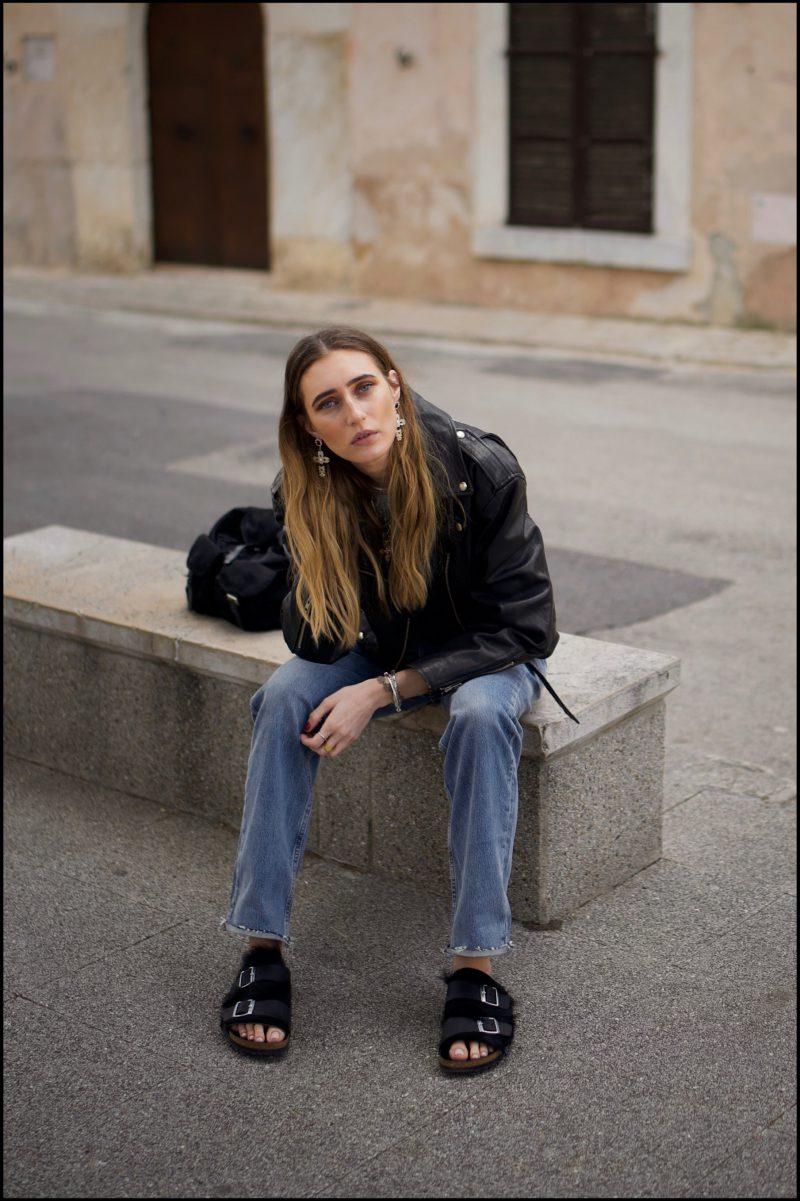 Topshop Dad Jeans | Lisa Fiege