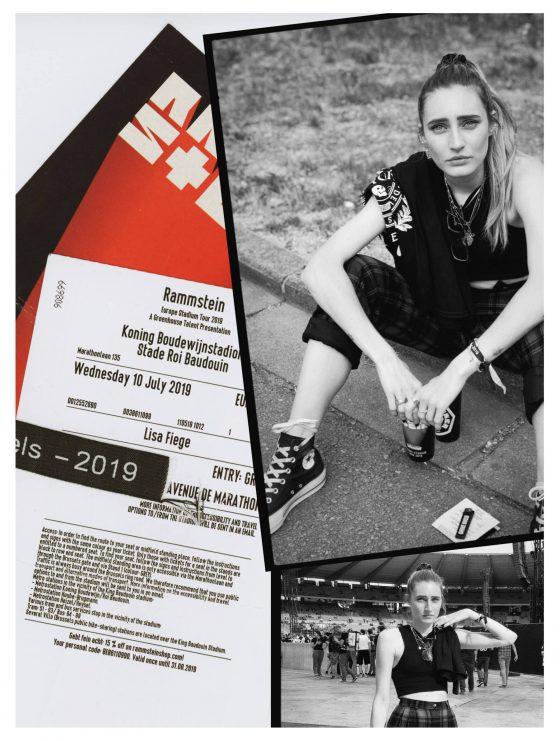 Rammstein | Brüssel | Europe Stadium Tour 2019 | Lisa Fiege