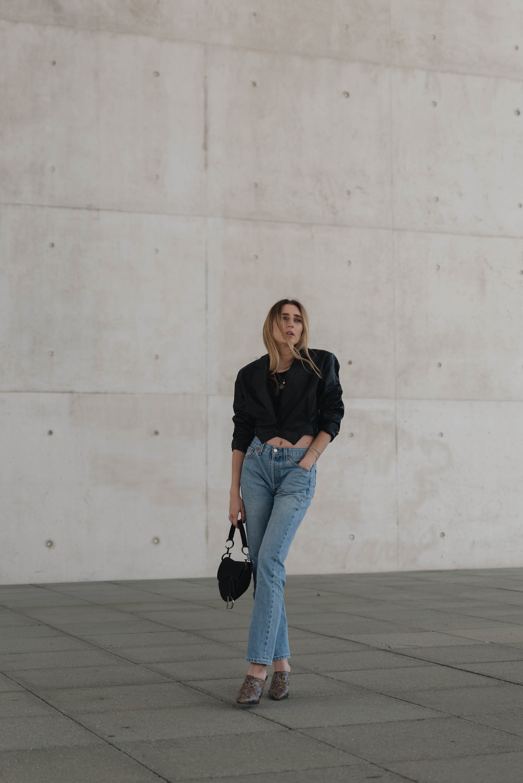 80s Edgy Vintage Barbie | Lisa Fiege | Fashionblog Köln