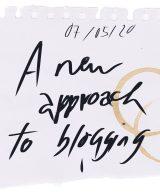 Starting Over | Lisa Fiege | Blog & Creative Studio